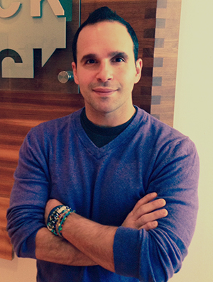 Jim Kiriakakis Head of Television and Development at Buck Productions
