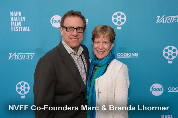 NVFF Co-Founders Marc and Brenda Lhormer